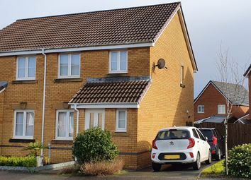 Thumbnail 3 bed semi-detached house for sale in Ffordd Y Maes, Caerphilly