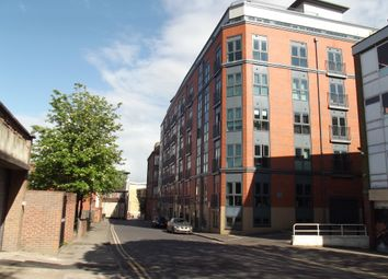 Thumbnail 1 bed flat for sale in The Habitat, Woolpack Lane, The Lace Market