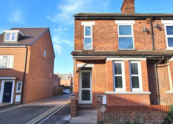 Thumbnail 3 bed end terrace house for sale in Willow Road, Aylesbury