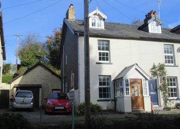 Thumbnail 3 bed terraced house for sale in 12, Van Terrace, Y Fan, Nr Llanidloes, Powys