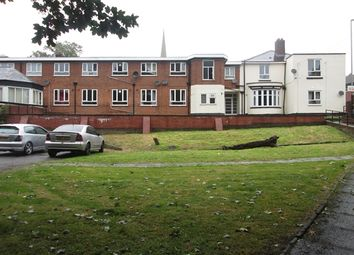 Thumbnail 1 bedroom flat to rent in Ground Floor Flat 3, Albert House, Vicar Street, Dudley