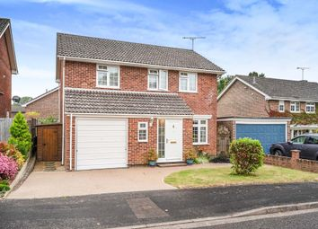 Thumbnail 4 bed detached house for sale in Royal Way, Waterlooville