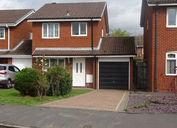 Thumbnail 3 bed detached house to rent in Chatsworth Drive, Nuneaton