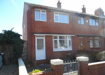 Thumbnail 3 bedroom terraced house for sale in Chesterfield Road, Blackpool