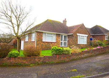 Thumbnail 2 bedroom detached bungalow for sale in Rowan Gardens, Bexhill-On-Sea, East Sussex