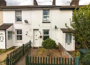 2 bed terraced house for sale in Whitfield Road, Ashford, Kent TN23