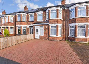 3 bed terraced house for sale in Cardigan Road, Anlaby Road, Hull HU3