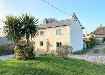 Thumbnail Semi-detached house for sale in Clarkes Lane, Merton, Okehampton