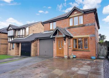 Thumbnail 4 bed detached house for sale in Brantwood Drive, Leyland
