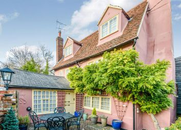 Thumbnail 4 bed detached house for sale in The Gravel, Coggeshall, Colchester