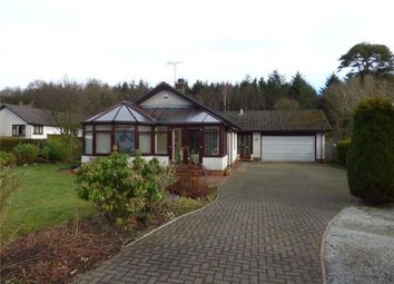 Thumbnail 3 bed detached bungalow for sale in Kelburn, Clarencefield, Dumfries, Dumfries And Galloway