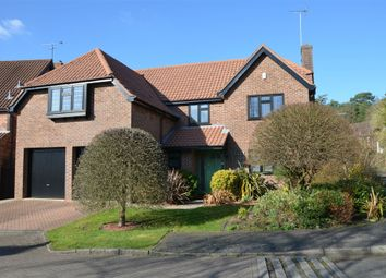 Thumbnail 5 bed detached house for sale in Lansdowne Road, Frimley, Surrey