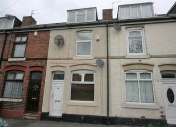 Thumbnail 3 bed terraced house to rent in Little Cross Street, Darlaston, Wednesbury
