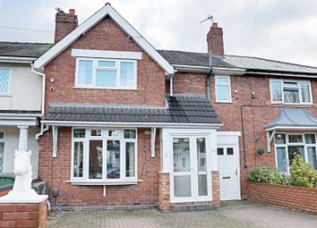 Thumbnail 3 bed terraced house for sale in Penderel Street, Bloxwich, Walsall