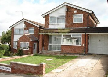 Thumbnail 3 bedroom detached house to rent in Okehampton Avenue, Evington