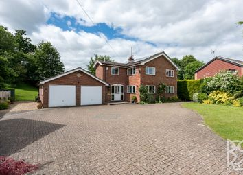 Thumbnail 4 bed detached house for sale in Capel St Mary, The Street, Ipswich
