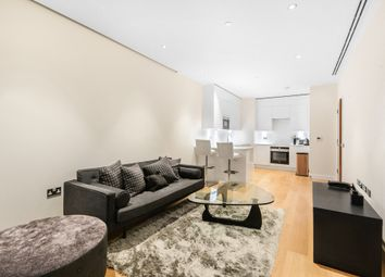 Thumbnail 1 bed flat to rent in Waterview Drive, London