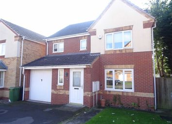 Thumbnail 4 bedroom detached house for sale in Larkspur Grove, Bedworth