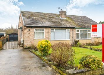 Thumbnail 2 bed bungalow for sale in Fairways Avenue, Harrogate, North Yorkshire