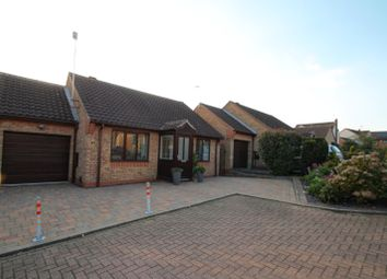 Thumbnail 2 bed bungalow for sale in Countisbury Drive, Oakwood, Derby