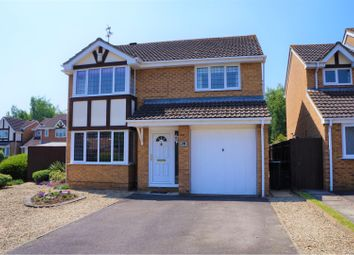 Thumbnail 4 bedroom detached house for sale in Briar Fields, Swindon