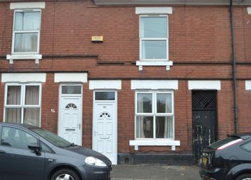 Thumbnail 2 bedroom terraced house to rent in Portland Street, Pear Tree, Derby