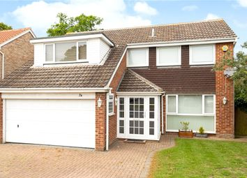 Thumbnail 4 bedroom detached house for sale in Ruddlesway, Windsor, Berkshire