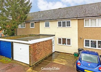 Thumbnail 3 bed terraced house for sale in Beech Crescent, Wheathampstead, Hertfordshire