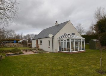 Thumbnail 3 bed bungalow for sale in 2 The Cottages Littlemill, Nairn