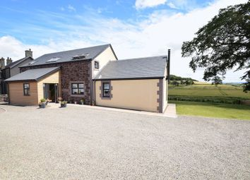 Thumbnail 5 bed detached house for sale in Lawview, Boat Farm, Thankerton, By Biggar
