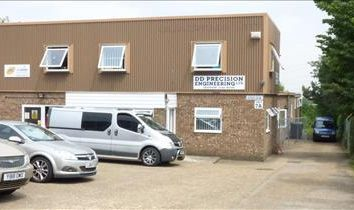 Thumbnail Light industrial for sale in 7A Flint Road, Letchworth Garden City, Herts
