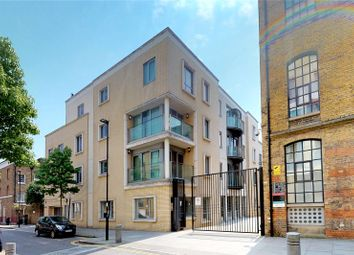 Thumbnail 1 bed flat to rent in The Copperworks, 19 Railway Street, London