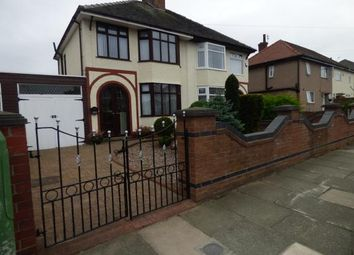 Thumbnail 3 bed semi-detached house for sale in Sonning Avenue, Liverpool, Merseyside