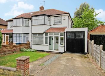 Thumbnail 3 bed semi-detached house for sale in Pinner Road, Pinner