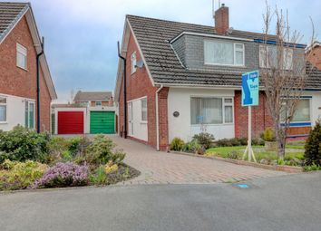 Thumbnail 3 bed bungalow for sale in Oak Tree Drive, Crewe