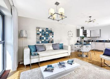 Thumbnail 2 bed flat for sale in Meesons Wharf, High Street, London