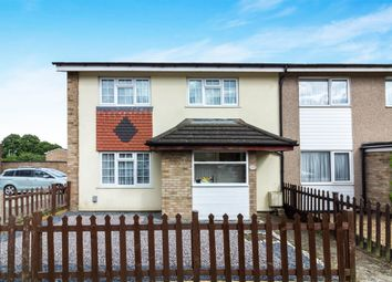 Thumbnail 3 bedroom end terrace house for sale in Macers Lane, Broxbourne