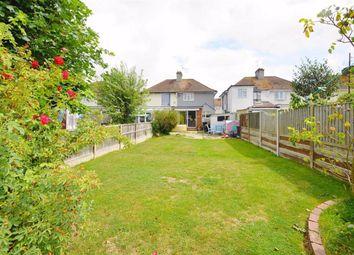 Thumbnail 3 bed semi-detached house for sale in Pentland Avenue, Shoeburyness, Southend-On-Sea