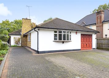 The Avenue, Hatch End, Pinner, Middlesex HA5. 3 bed detached bungalow