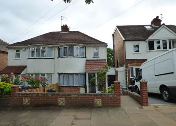 Thumbnail 3 bedroom semi-detached house for sale in Marsham Road, Birmingham, West Midlands