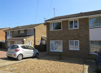 Thumbnail 3 bed semi-detached house for sale in Mackenzie Road, Raunds, Wellingborough