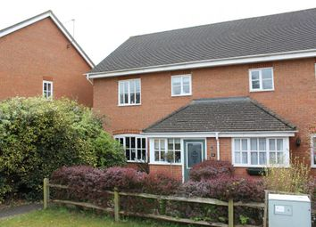 Thumbnail 3 bed semi-detached house for sale in Guildford Road, Ash