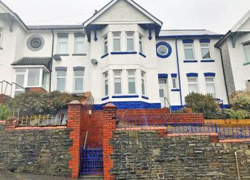 Thumbnail 5 bed terraced house for sale in The Park, Treharris