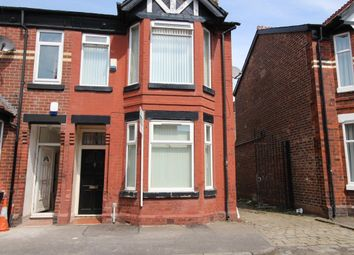 Thumbnail 4 bedroom property to rent in Birchfields Road, Manchester