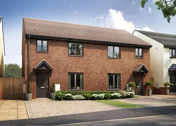 """3 bed terraced house for sale in """"Plot 13 - The Byford"""" at Wear Barton Road, Exeter EX2"""