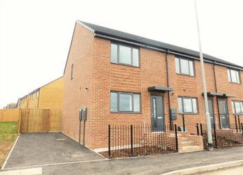 Thumbnail 2 bedroom end terrace house to rent in School Street, Thurnscoe, Rotherham