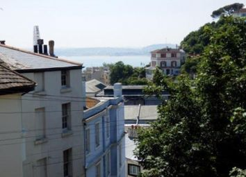 Thumbnail 3 bed flat to rent in Villa Belvedere, Braddons Hill Road West, Torquay