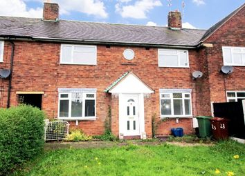 Thumbnail 3 bed terraced house for sale in Highfield Close, Blythe Bridge, Stoke-On-Trent