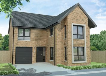 Thumbnail 4 bed detached house for sale in Plot 54, The Birch, Calderpark Gardens, Broomhouse, Glasgow