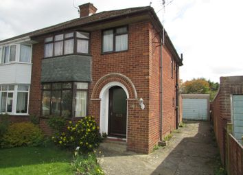 Thumbnail 3 bed semi-detached house for sale in 154 Warden Hill Road, Leckhampton, Cheltenham, Gloucestershire
